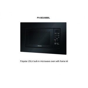 Polystar 25Ltr built-in microwave oven